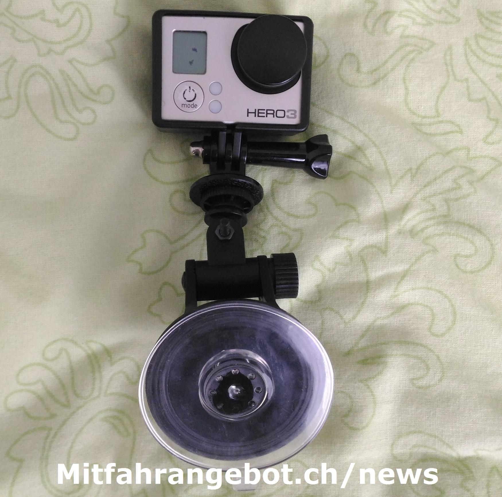 kamera justierung nach frontscheiben wechsel